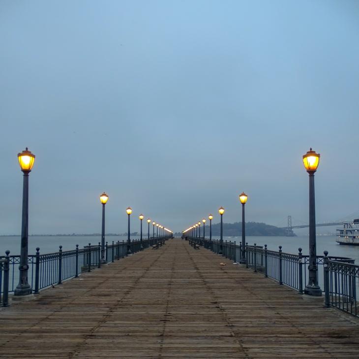 Ferry Building peer