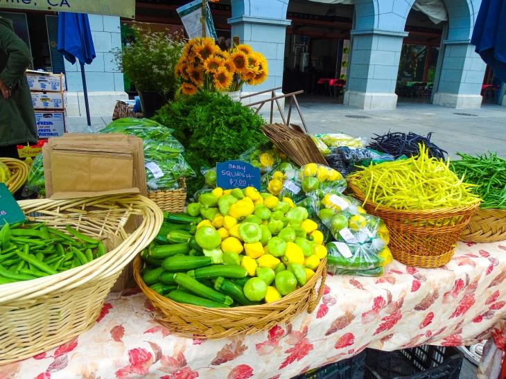 Ferry Plaza Farm Market