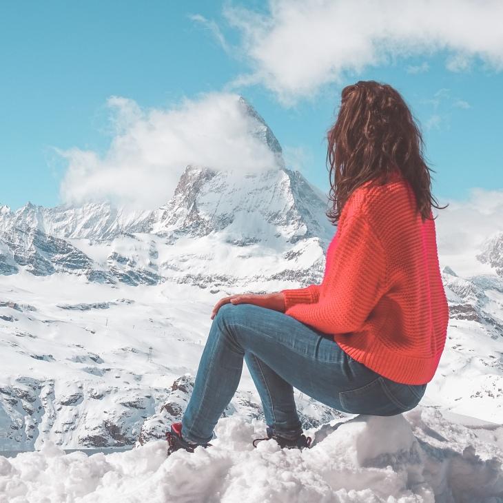 Matterhorn view