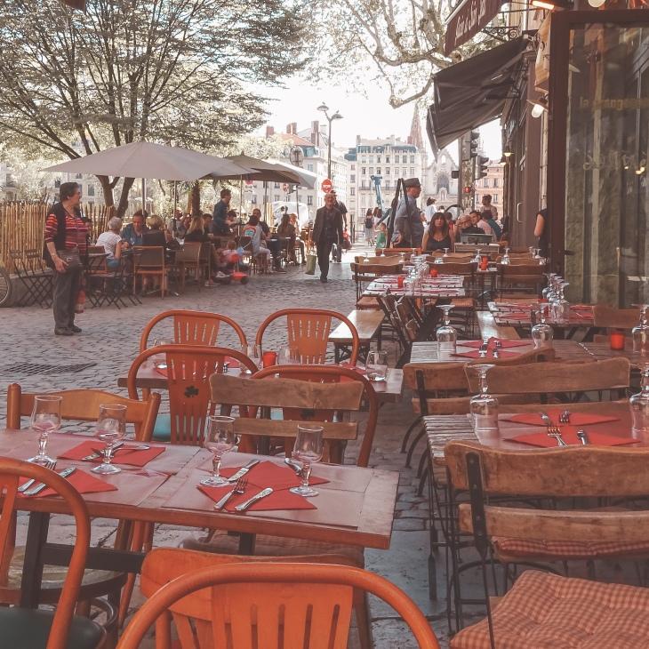Lyon - Old city